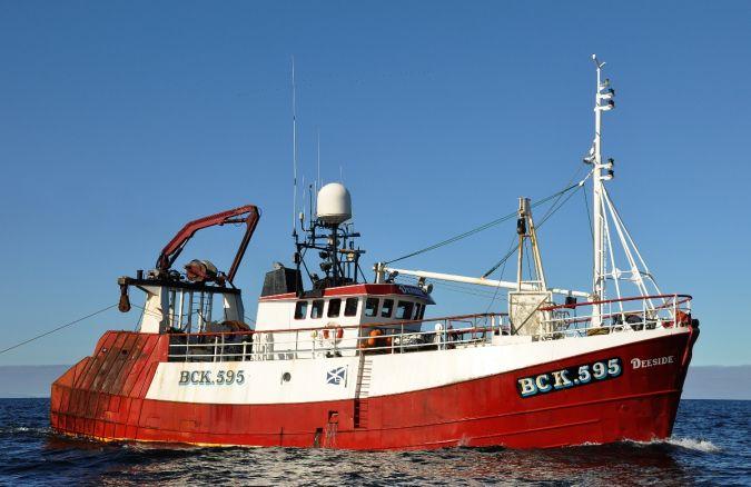Deeside  BCK 595