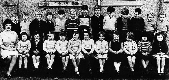 Mallaig Primary 1965