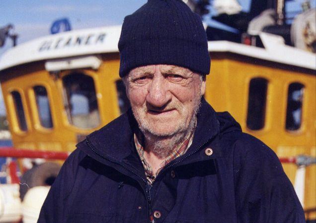 Jock Robertson May 2002