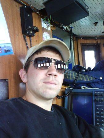 Me onboard Janeen LO81