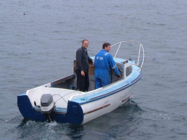 Lerwick Fag Ferry