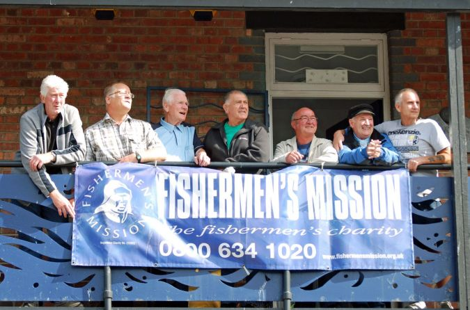 R.N.M.D.S.F. Retired Fishermens Members - North Shields