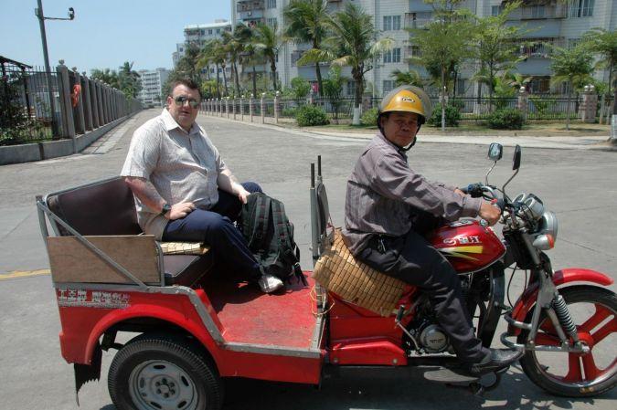 taxi in zhanjiang