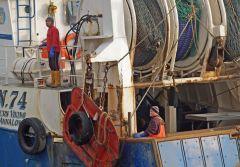 Northern Viking - N74 - Crew Members