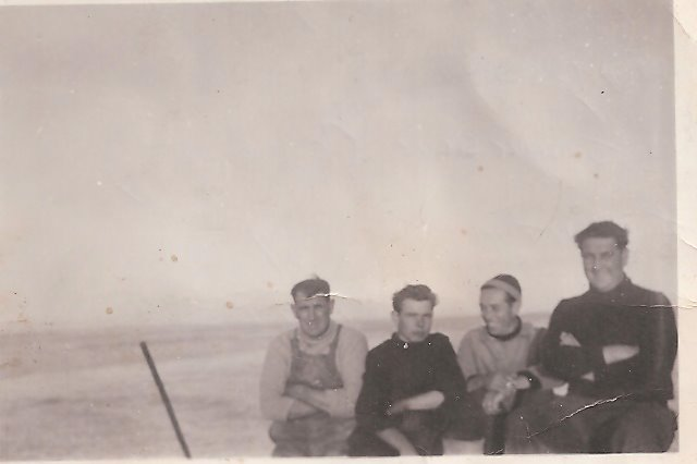 Crew of  Oak Lea TT 131