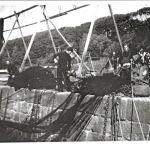 Ring net going aboard