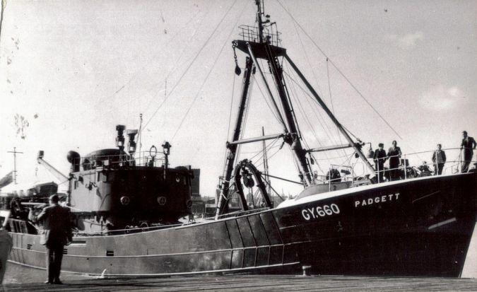 Padgett  GY 660