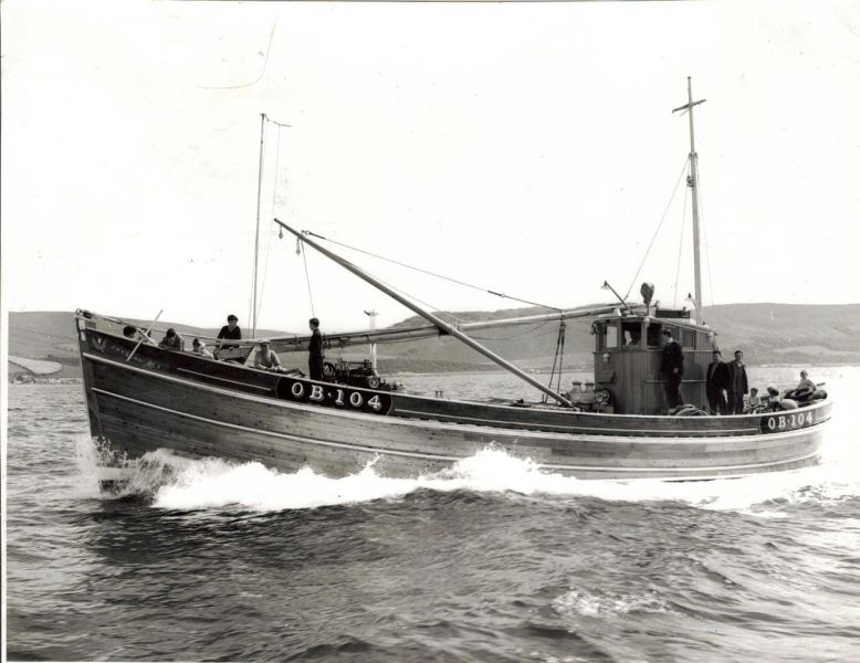 crystal sea ob 104 scottish boats gallery
