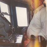 Ian MacNab skipper/owner Girl Seona