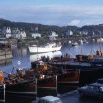 Tarbert Harbour 1960's