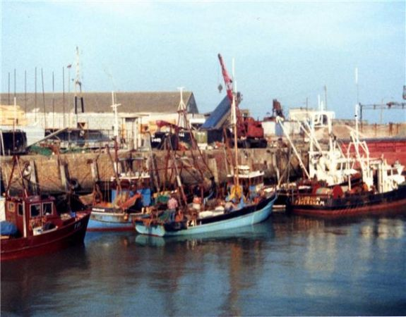 faversham harbour 1970s