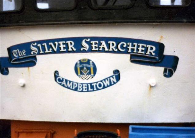 silver searcher