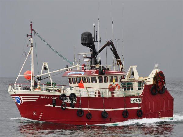 Ocean Pioneer  FR 928