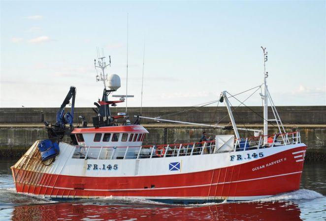 Ocean Harvest  FR 145