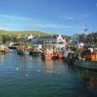 girvan harbour 1990,s