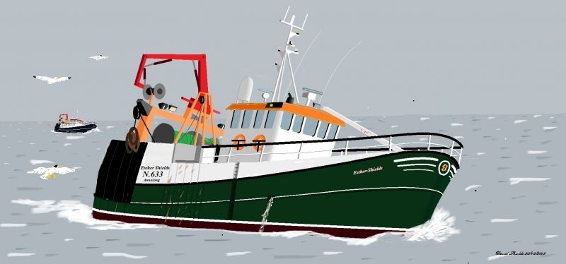 the pair trawlers