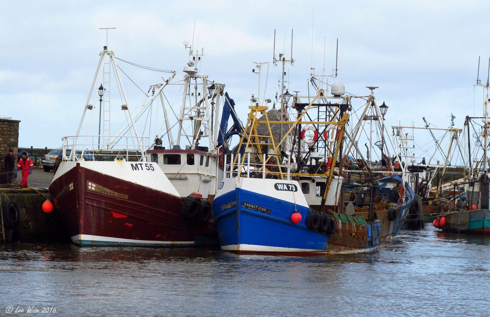 Cumbrian Trawlers II