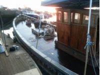Jasper deck Re oiled