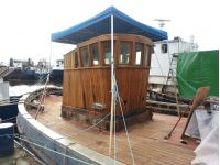 Wheelhouse refurbishment