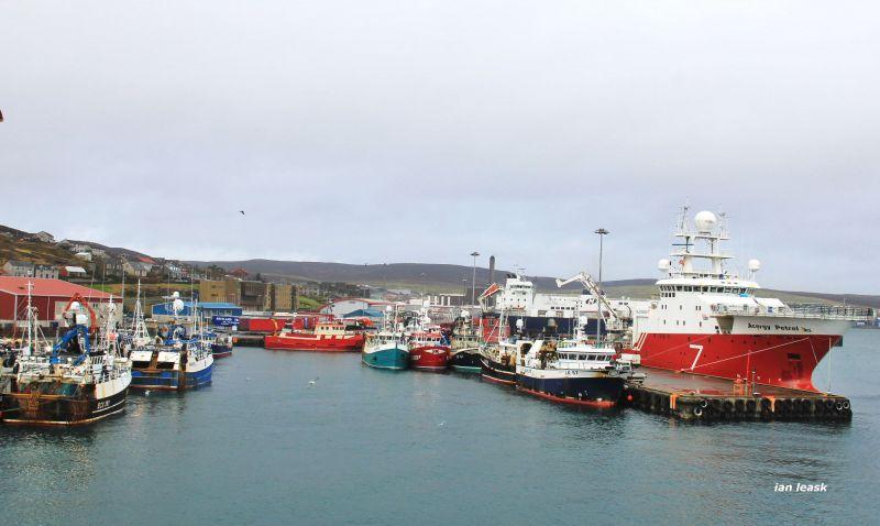 Morrison dock