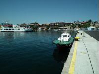 Pilot boat Nesebar Bulgaria