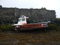 OB 497 at Salen pier Isle of Lismore