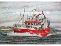 OCEAN PIONEER  S.45 Off Roancarraig.