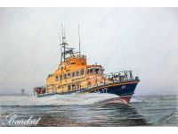 Dunmore East Lifeboat