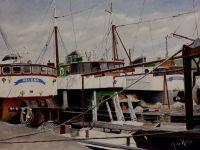 Dutch trawlers