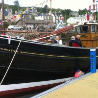 Tarbert Traditional Boats 2012