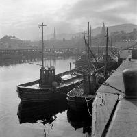 Girvan Harbour 1960s