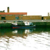 Girvan Harbour what year ???