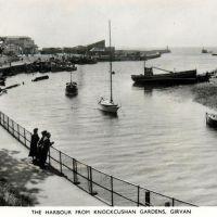 Girvan Harbour 1915????
