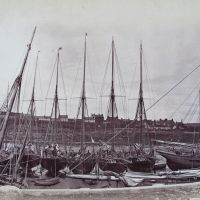 Isle Of Whithorn 1860s
