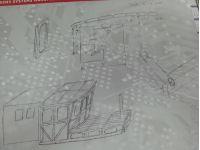 Christina II wheelhouse plans
