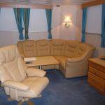 Skippers cabin